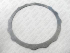 Пластина сепаратора (1 компл./1-4 шт.) для колесный экскаватор DAEWOO-DOOSAN S185W-V (113365, 352-00014)