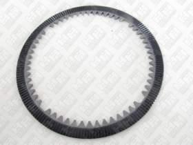 Фрикционная пластина (1 компл./1-3 шт.) для колесный экскаватор DAEWOO-DOOSAN S185W-V (125812, 412-00013)