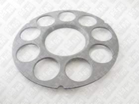 Прижимная пластина для колесный экскаватор DAEWOO-DOOSAN S185W-V (113353, 223-00024, 223-00024A)
