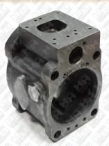 Корпус гидронасоса для экскаватор колесный DAEWOO-DOOSAN S200W-V (2923800807, 113794B,)