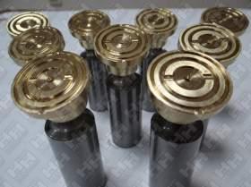 Комплект поршней (9шт.) для экскаватор гусеничный DAEWOO-DOOSAN S230LC-V (704543A,)