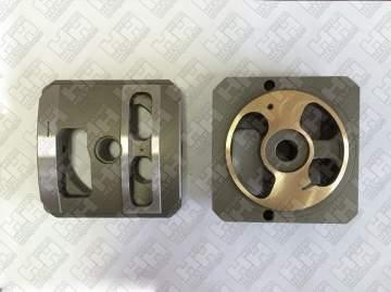 Распределительная плита для гусеничный экскаватор HITACHI ZX160-3 (2052073, 2052067)