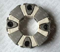 Эластичное соединение (демпфер) для экскаватор колесный HITACHI ZX170W-3 (4641504, 4654760, 4463993, 4463992)