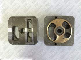 Распределительная плита для экскаватор гусеничный HITACHI ZX210-3G (2052073, 2052067)