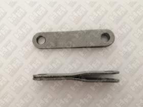 Рычаг шарнира распределительной плиты для экскаватор гусеничный HITACHI ZX240-3G (9724756)
