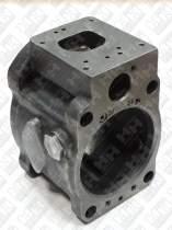 Корпус гидронасоса для экскаватор колесный HYUNDAI R140W-7A (XJBN-01046)