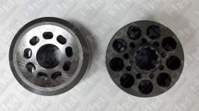 Блок поршней для колесный экскаватор HYUNDAI R140W-7 (XJBN-00807, XJBN-00798, XJBN-00799)