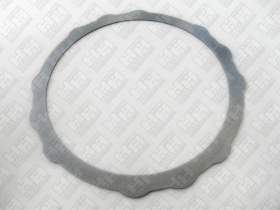 Пластина сепаратора (1 компл./4 шт.) для гусеничный экскаватор HYUNDAI R160LC-7A (XKAH-00125, XKAY-00538)