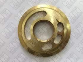 Распределительная плита для гусеничный экскаватор HYUNDAI R160LC-7 (XJBN-00413, XJBN-00412)