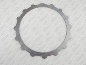 Пластина сепаратора для колесный экскаватор HYUNDAI R160W-9A (XKAY-00538, 39Q6-41370)