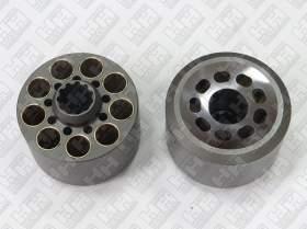 Блок поршней для экскаватор колесный HYUNDAI R170W-7A (XJBN-00807, XJBN-01048, XJBN-01047)