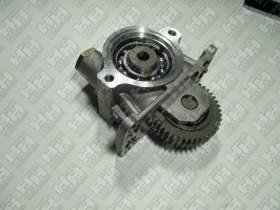 PTO BOX для экскаватор колесный HYUNDAI R170W-7A (XJBN-00926, XJBN-00828)