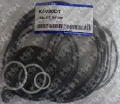Ремкомплект для экскаватор колесный HYUNDAI R170W-7 (XJBN-00962, XJBN-00098)
