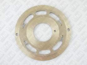 Распределительная плита для колесный экскаватор HYUNDAI R180W-9 (XKAY-01512, 39Q6-11270)