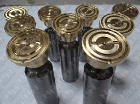 Комплект поршней (9шт.) для экскаватор гусеничный HYUNDAI R210LC-7 (XJBN-00061, XJBN-00062, XJBN-00060, XJBN-01039)