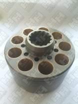 Блок поршней для гусеничный экскаватор HYUNDAI R210NLC-9 (XJBN-00067, XJBN-01040, XJBN-01041)