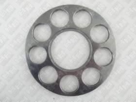 Прижимная пластина для колесный экскаватор HYUNDAI R210W-9 (XKAY-00534, 39Q6-11210)