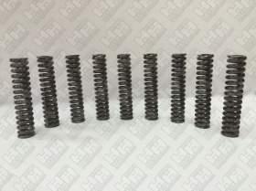 Комплект пружинок (9шт.) для экскаватор гусеничный HYUNDAI R290LC-7H (XKAH-00222)