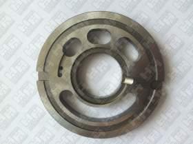 Распределительная плита для гусеничный экскаватор HYUNDAI R300LC-9 (XJBN-01197, XJBN-01198)