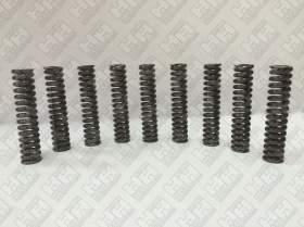Комплект пружинок (9шт.) для гусеничный экскаватор HYUNDAI R320LC-7 (XJBN-00541)