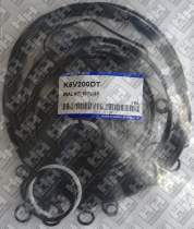 Ремкомплект для экскаватор гусеничный HYUNDAI R500LC-7 (XJBN-00906)