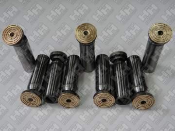 Комплект поршней (9шт.) для экскаватор гусеничный KOMATSU HB215LC (708-2L-33430)