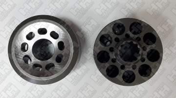 Блок поршней для экскаватор гусеничный VOLVO EC140B LC (VOE14508516, VOE14508522)