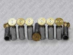 Комплект поршней (9шт.) для гусеничный экскаватор VOLVO EC330B (SA7223-00140, SA7223-00150, SA7223-00160)